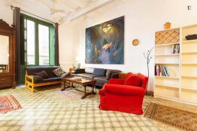 Amazing one bedroom apartment in Barrio Gótico