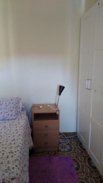 Double bedroom in a 3 bedroom apartment