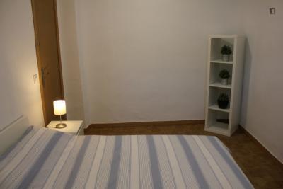 Humble and pleasant 1-bedroom apartment in Bellas Vistas