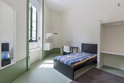 Spacious and well-equipped single bedroom next to Universidade Fernando Pessoa (PORTO)