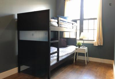 Quick Walk to M Train - All Female Shared Room
