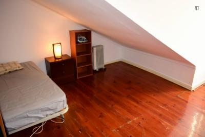Really cool single bedroom in Intendente