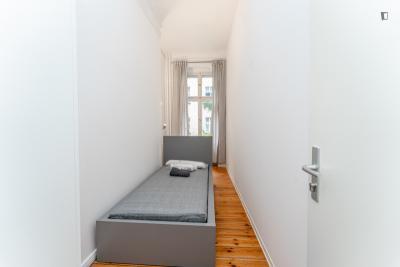 Really nice single bedroom in residential Prenzlauer Berg