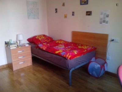 Single bedroom next to Parque de los Jesuitas