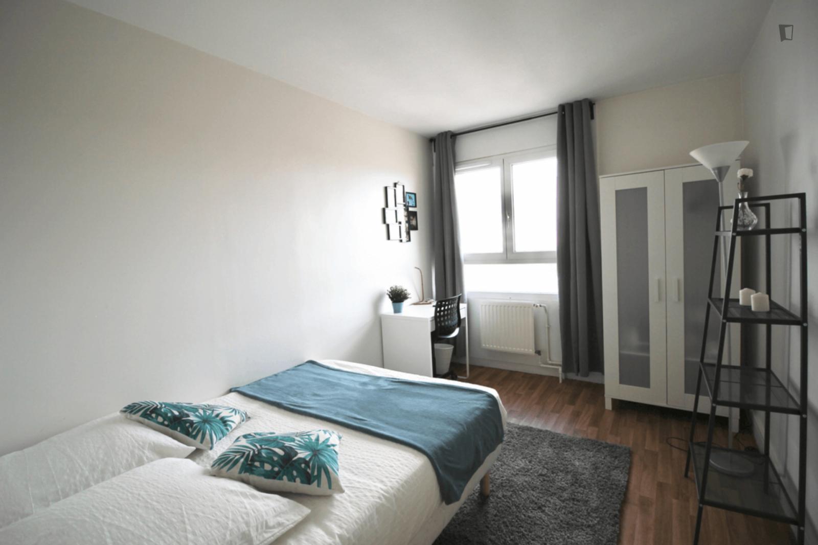 Square Vitruve, 20th arrondissement of Paris, FR-75 - 720 EUR/ month