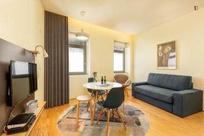 1-Bedroom apartment near Miradouro Ponte D Luis Porto