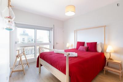 Cozy 3-bedroom flat in Matosinhos