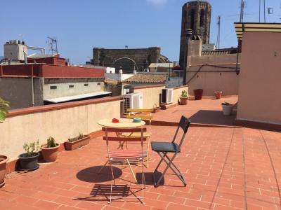 1-Bedroom apartment, in central Barrio Gótico