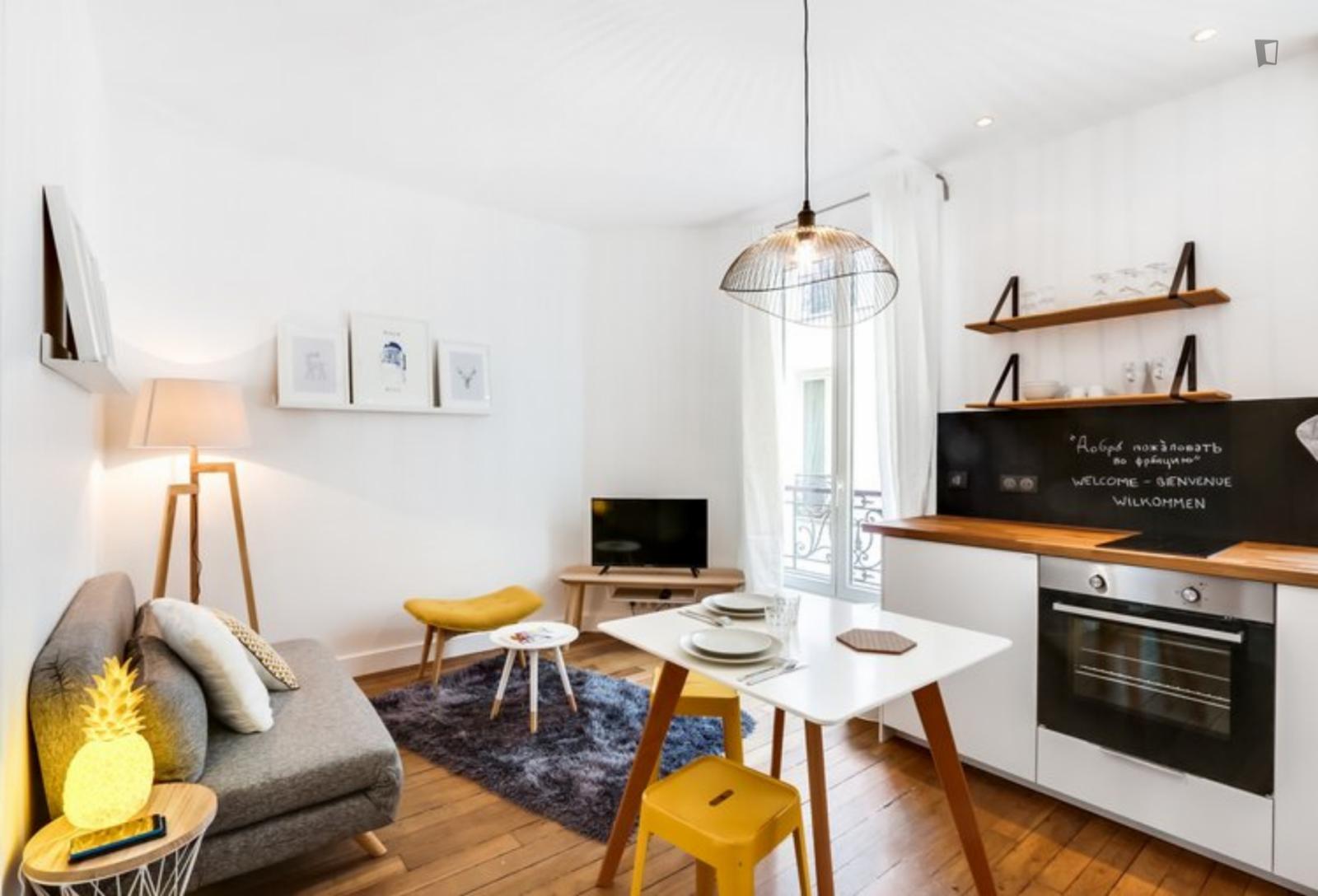 Rue Saint Maur, 11th arrondissement of Paris, FR-75 - 1,270 EUR/ month