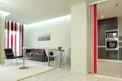 2-Bedroom apartment near Tarragona metro station