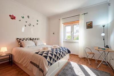 1 Bedroom Apartment near Lumiar metro station