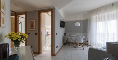 Charming 1-bedroom apartment near Milano Porta Genova Station