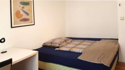 High-quality single bedroom near Universität der Künste Berlin