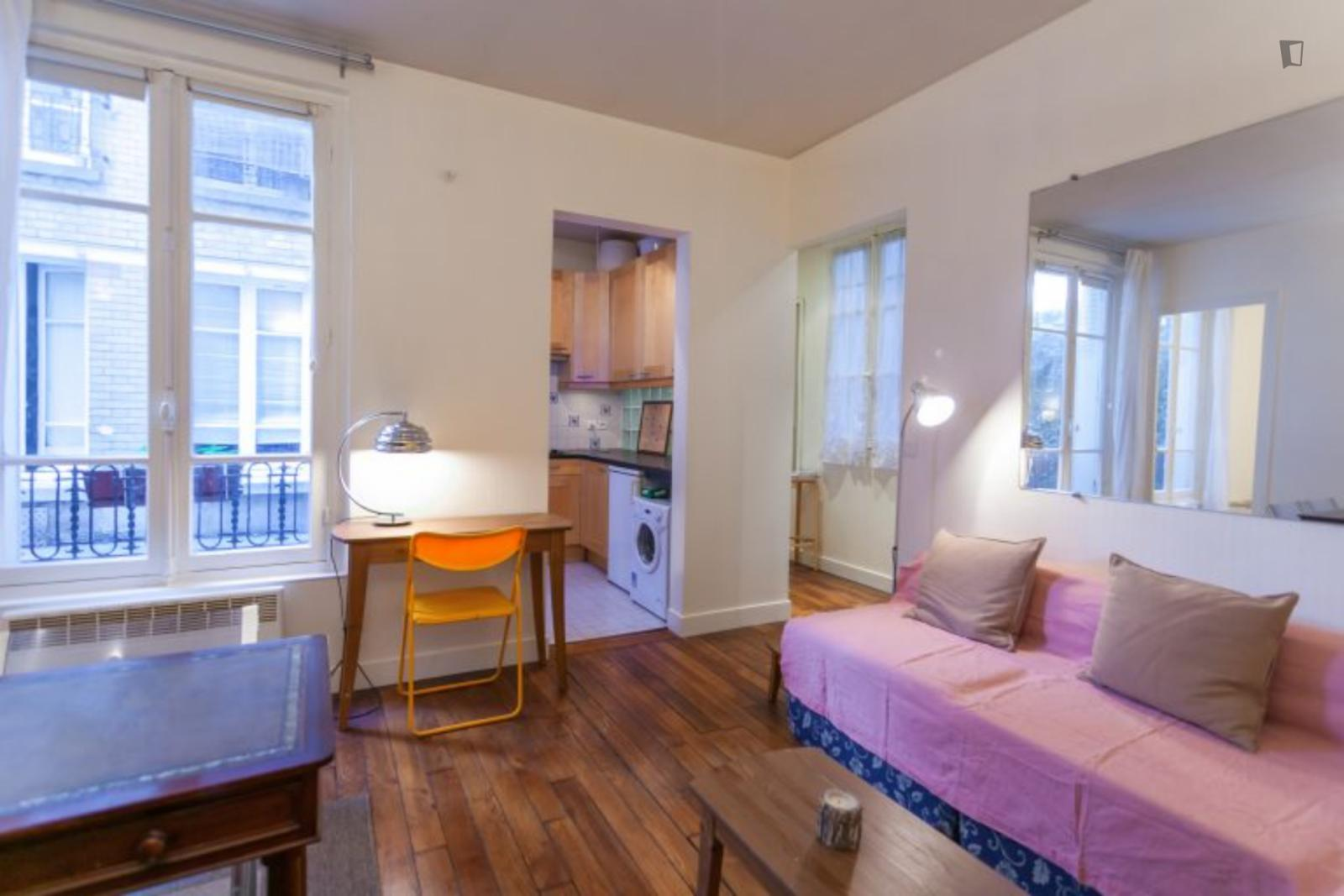Cité du Général Négrier, 7th arrondissement of Paris, FR-75 - 1,650 EUR/ month