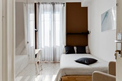 Cool double bedroom in Loreto