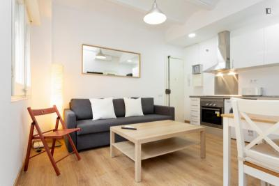 Cute apartment in La Barceloneta