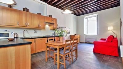 Bright 1-bedroom apartment near Basilica Papale di Santa Maria Maggiore