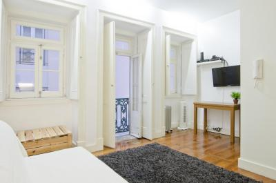 Awesome 1-bedroom apartment in well-connected Marquês de Pombal