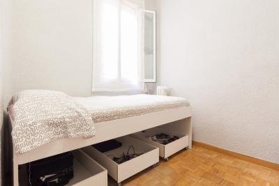 Superb single bedroom near Universidad Pontificia Comillas