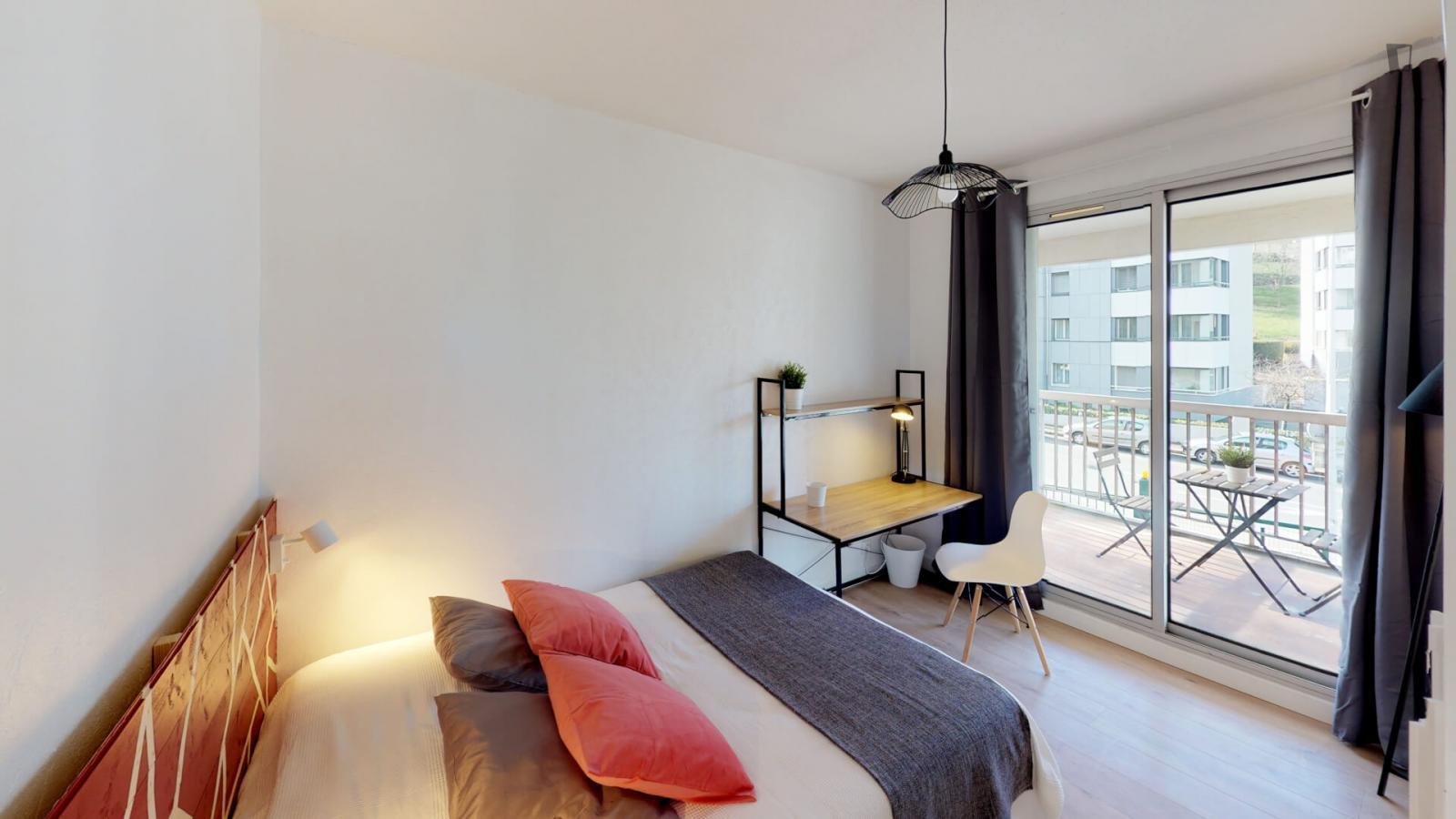 Rue Pierre Audry, Lyon, MS - 577 USD/ month