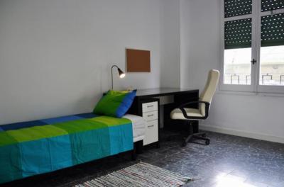 Astonishing single bedroom in Extramurs