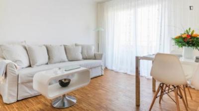 1- bedroom apartment, near Ostkreuz trainstation 10245 Berlin-Friedrichshain