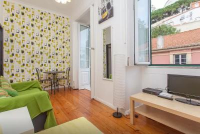 Comfortable 2-bedroom apartment in Martim Moniz
