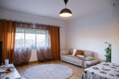 Really cool 1-bedroom apartment in Parque das Nações