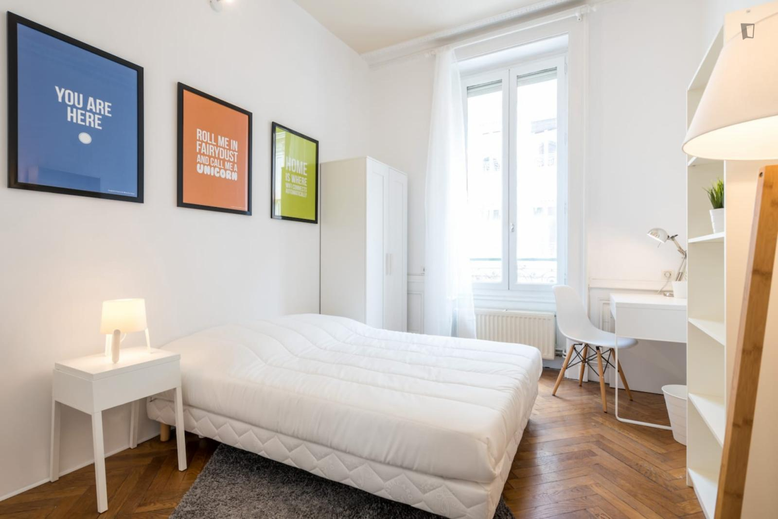 Rue Pierre Corneille, Lyon, MS - 529 USD/ month