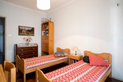 Homely apartment in Oeiras