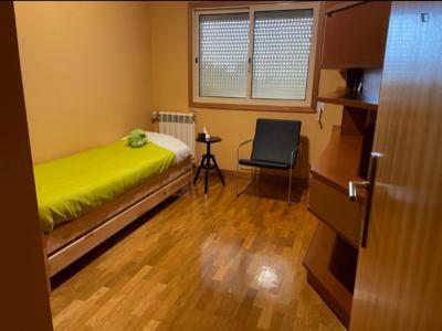 Neat single bedroom bedroom in Ramalde