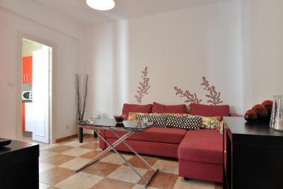 Cool 2-bedroom apartment close to Facultad de Ciencias Económicas y Empresariales