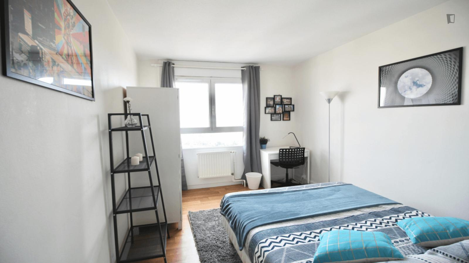 Square Vitruve, 20th arrondissement of Paris, FR-75 - 650 EUR/ month