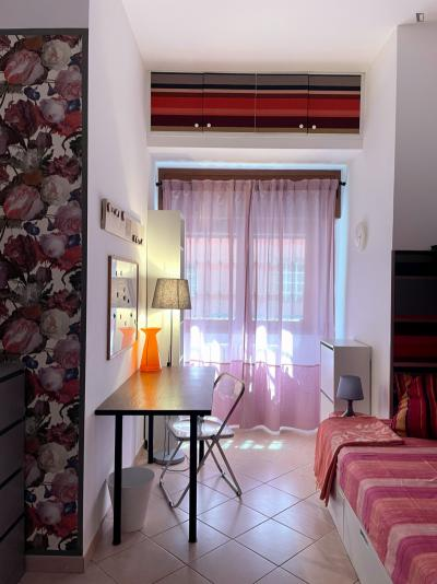 Cute single bedroom, with a private bathroom, in Bovisa