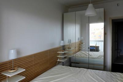 1-Bedroom apartment near Estátua do Duque da Terceira