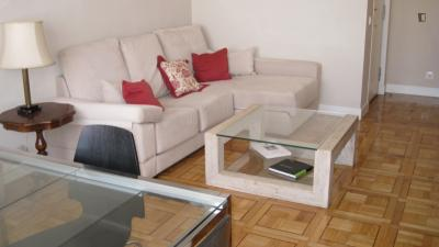 Magnificent 2-bedroom apartment in Argüelles
