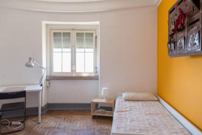 Spacious single bedroom in the centre of Lisbon