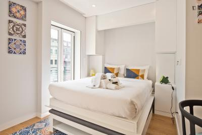 Alluring 1-bedroom flat in Alcântara