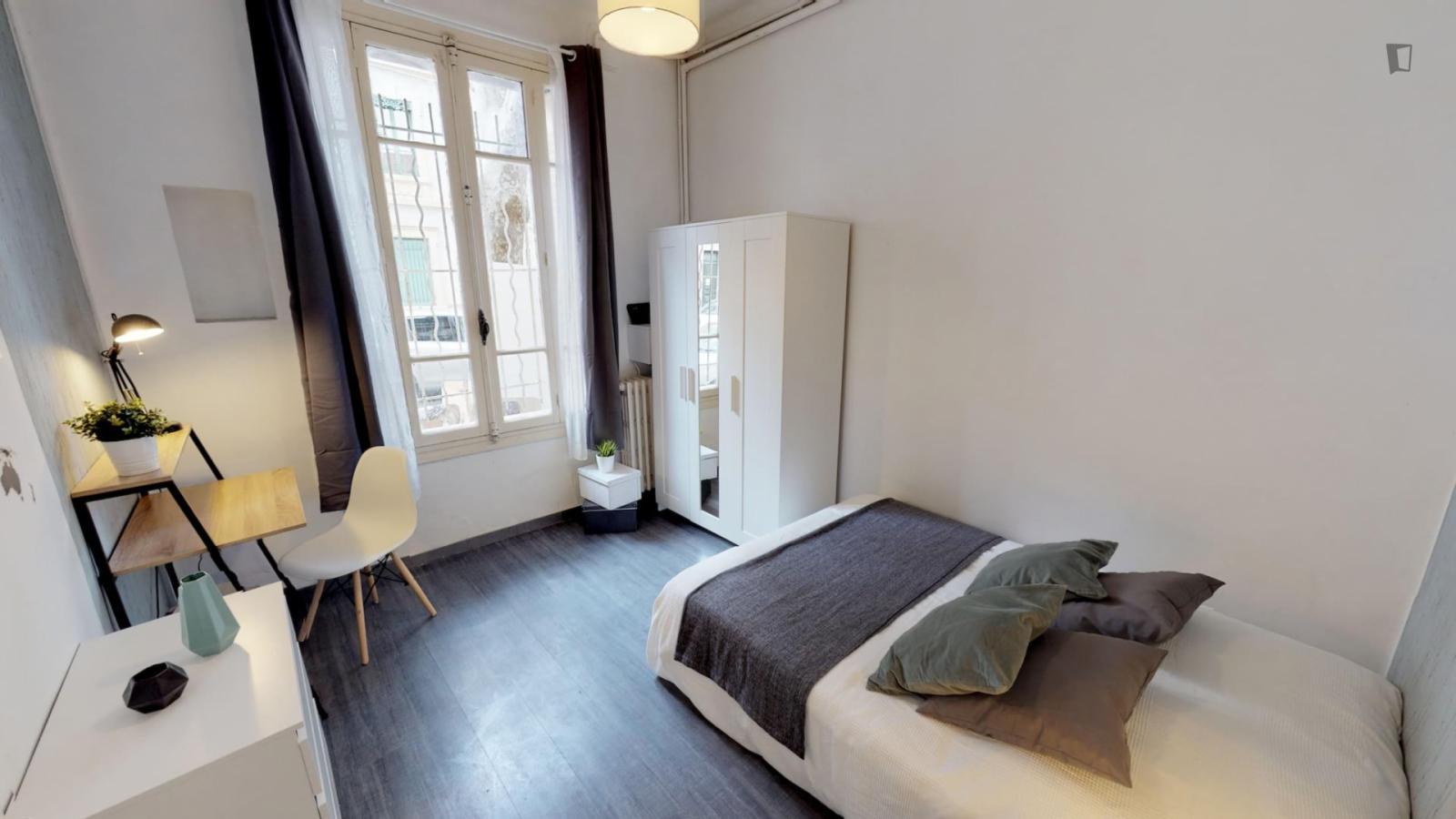 Boulevard Renouvier, Montpellier, FR-34 - 453 EUR/ month