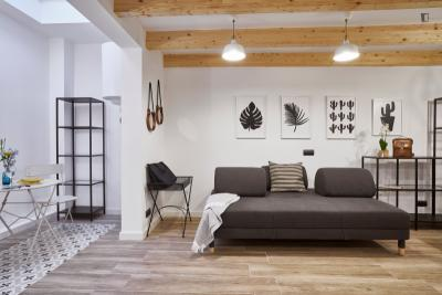 Excellent 2-bedroom apartment in Les Corts