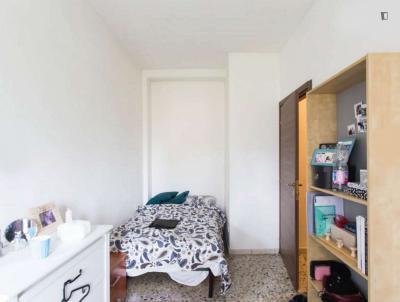 Cool single bedroom in Gratosoglio
