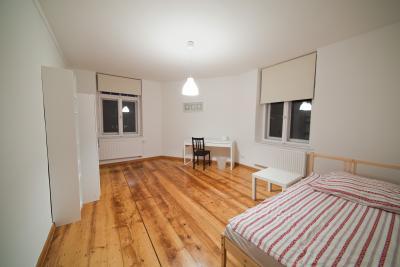 Fantastic single bedroom in a 4-bedroom apartment in Altstadt