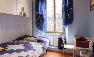 Stanza singola con bagno privato in un appartamento di 5 - Stanza con bagno privato roma ...