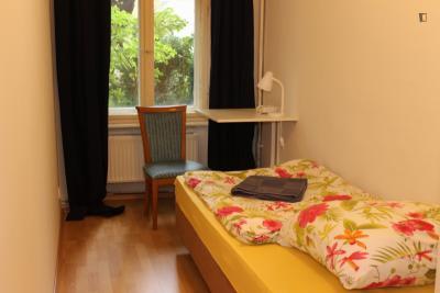 Charming single bedroom in Neukölln