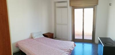 2-Bedroom apartment near Roma Tiburtina train station