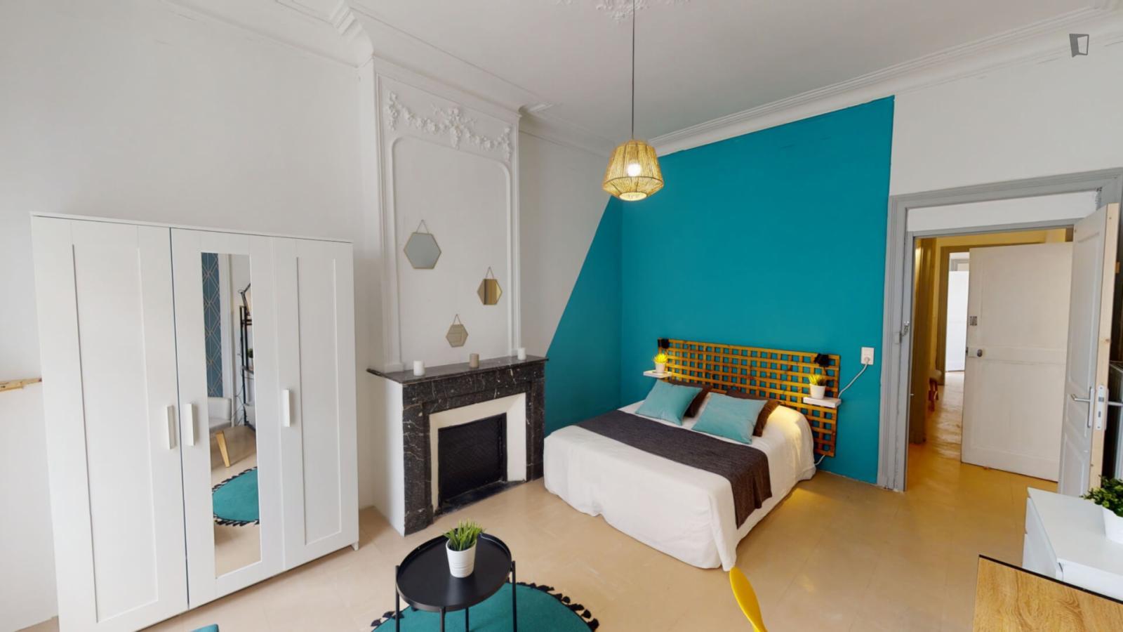 Rue Alfred Bruyas, Montpellier, FR-34 - 552 EUR/ month