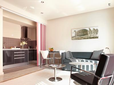 1-Bedroom apartment near Tarragona metro station