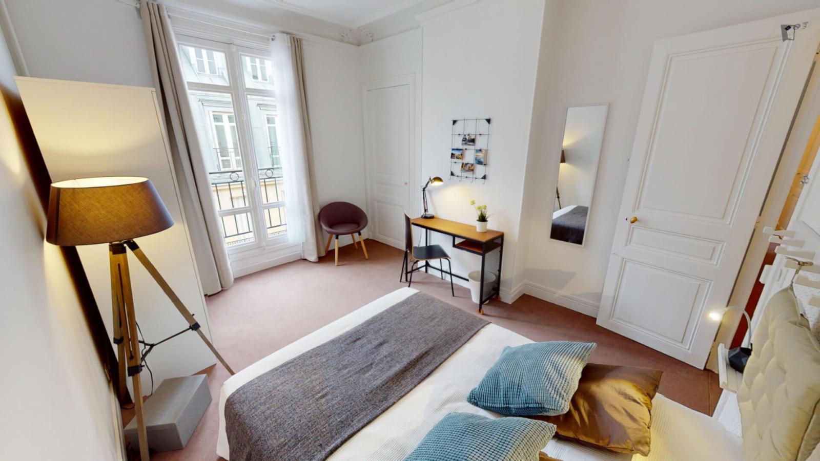 Boulevard Malesherbes, 17th arrondissement of Paris, FR-75 - 1,014 EUR/ month