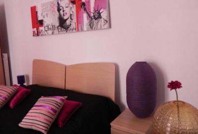 Modern 2-bedroom apartment close to Ponte Lungo metro station