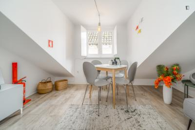 Nomad's Castello Flats 2 - Entire apartment at the door of Castelo S. Jorge